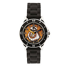 Star Wars Childs BB-8 Black Analogue Watch - Product number 3794091