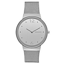 Skagen Ladies' Mesh Stainless Steel Bracelet Watch - Product number 3794237