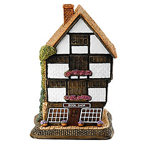 Lilliput Lane Literary Leanings - Product number 3794415