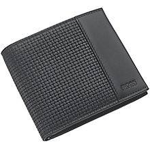 Hugo Boss Black Leather Wallet - Product number 3796620