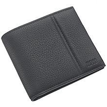Hugo Boss Black Leather Travel Wallet - Product number 3796655