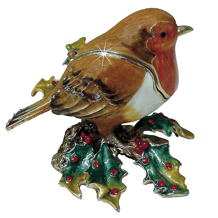 Robin Trinket Box - Product number 3800997