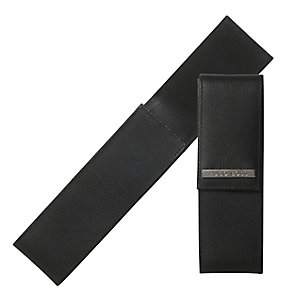 Hugo Boss Advance black leather pen case - Product number 3806960