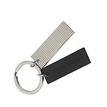 Hugo Boss Grid double key ring - Product number 3807975