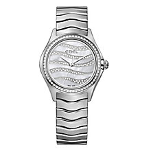 Ebel Wave Ladies' Stainless Steel Bracelet Watch - Product number 3808521