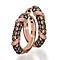 Le Vian 14ct Strawberry Gold and Chocolate Diamond earrings - Product number 3808777