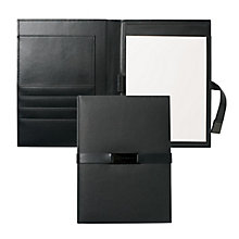 Hugo Boss black A5 binder - Product number 3808890