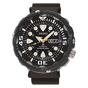 Seiko Kinetic men's ion-plated strap watch - Product number 3819876