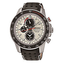 Seiko Sportura men's stainless steel watch - Product number 3819906