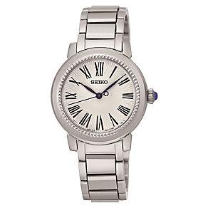 Seiko Premier ladies' stainless steel bracelet watch - Product number 3819973