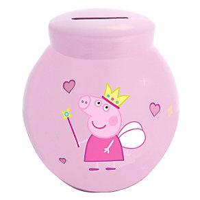Peppa Pig Round Money Box - Product number 3822532