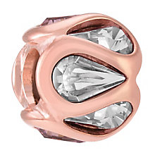 Chamilia Embrace rose gold-plated charm - Product number 3823032