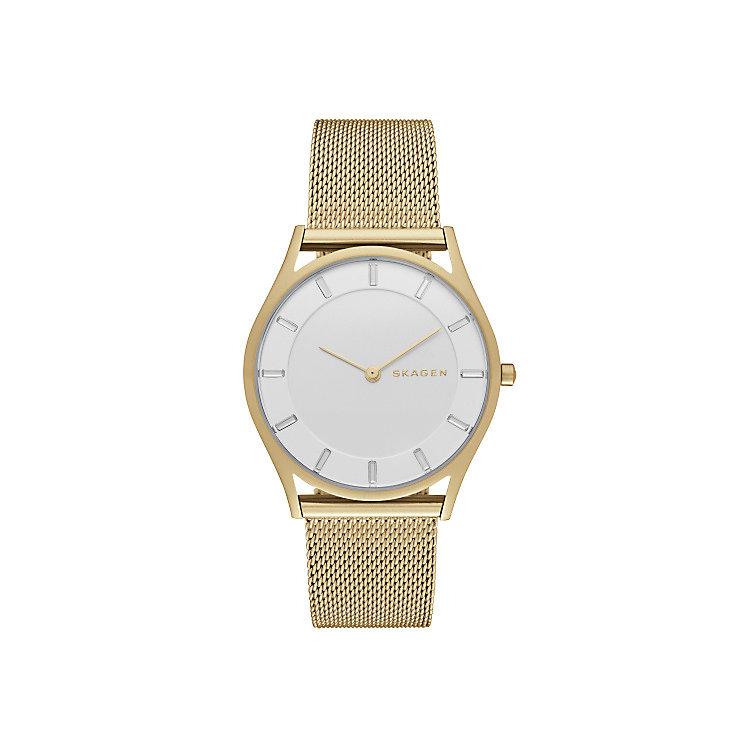 Skagen Holst Ladies' Gold Tone Bracelet Watch - Product number 3823954