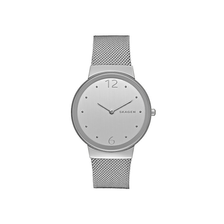 Skagen Freja Ladies' Stainless Steel Bracelet Watch - Product number 3823962