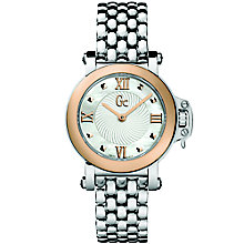GC Femme Bijou ladies' two colour bracelet watch - Product number 3824470