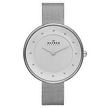 Skagen Ladies' Stainless Steel Mesh Bracelet Watch - Product number 3824713