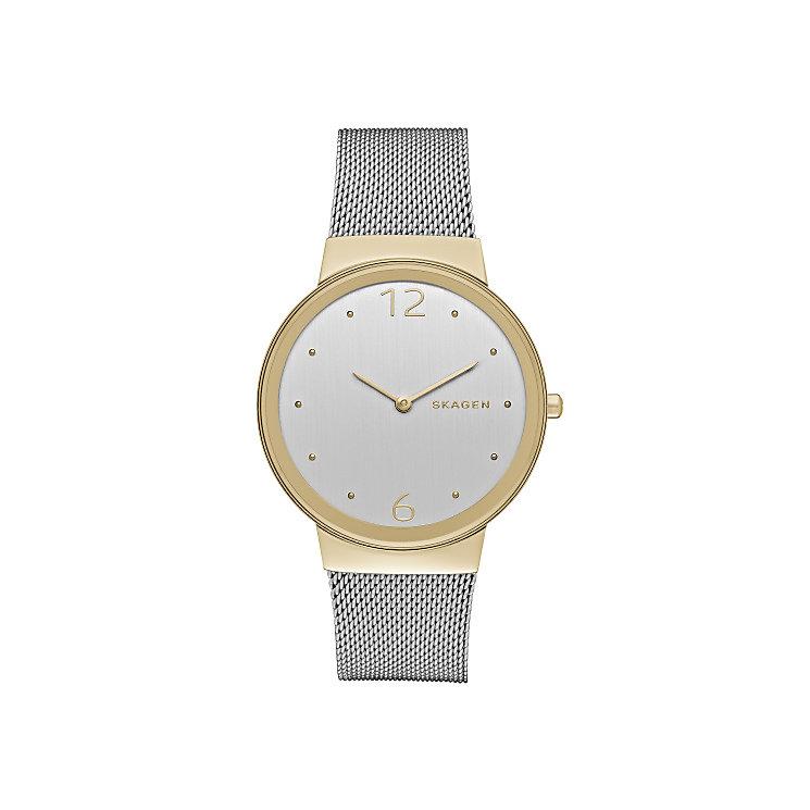 Skagen Ladies' Mesh Stainless Steel Bracelet Watch - Product number 3824829