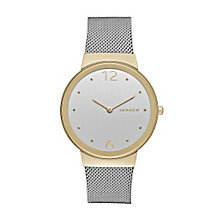 Skagen Ladies' Mesh Stainless Steel Bracelet Watch - Product number 3824829