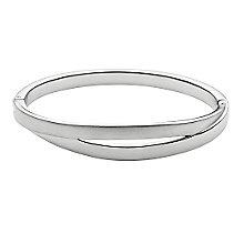 Skagen Elin Silver Tone Bangle Bracelet - Product number 3824926