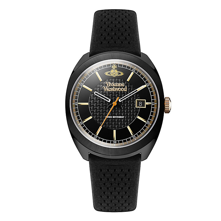Vivienne Westwood Men's Ion-plated Strap Watch - Product number 3825094