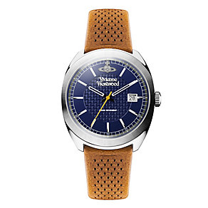 Vivienne Westwood Men's Stainless Steel Strap Watch - Product number 3825108