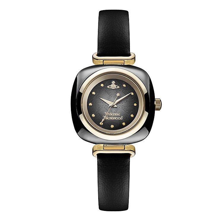 Vivienne Westwood  Ladies' Gold Plated Strap Watch - Product number 3825124