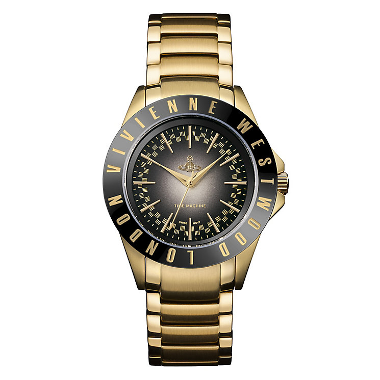 Vivienne Westwood Westminster II ladies' gold-plated watch - Product number 3825132