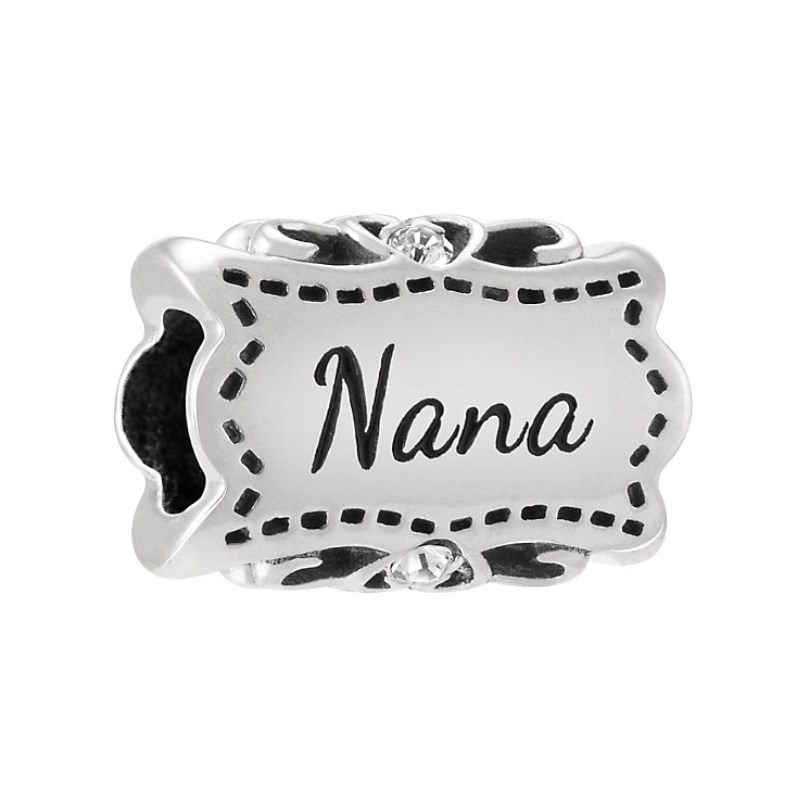 Chamilia Sterling Silver Lovely Nana Bead - Product number 3829804