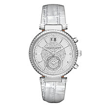 Michael Kors Sawyer Ladies' Stainless Steel Strap Watch - Product number 3833933