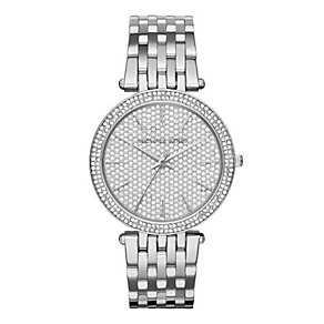 Michael Kors Ladies' Darci Stainless Steel Bracelet Watch - Product number 3834026