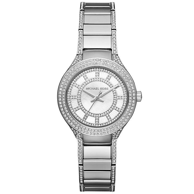 Michael Kors Ladies' Stainless Steel Bracelet Watch - Product number 3834034