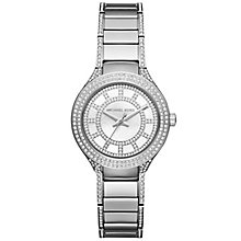 Michael Kors Ladies' Stainless Steel Bracelet Watch - Product number 3834034