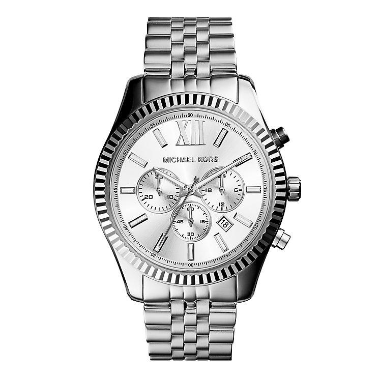 Michael Kors Men's Stainless Steel Dial Bracelet Watch - Product number 3834050