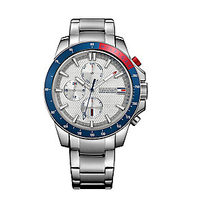Tommy Hilfiger Men's Stainless Steel Bracelet Watch - Product number 3837394