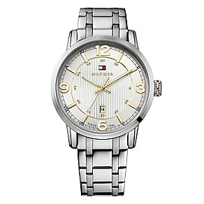 Tommy Hilfiger Men's Stainless Steel Bracelet Watch - Product number 3837459