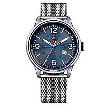 Tommy Hilfiger Men's Stainless Steel Mesh Bracelet Watch - Product number 3837467