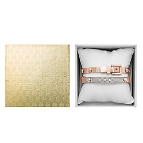 Michael Kors Rose Gold Tone Two Bangle Gift Set - Product number 3840352