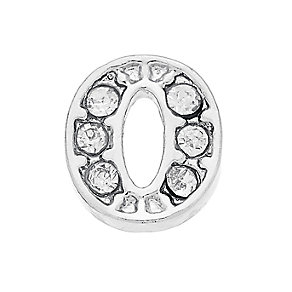 Lavish Lockets  Stone Set 'O' Charm - Product number 3859584