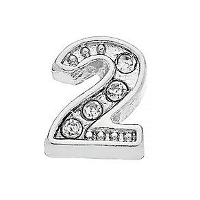 Lavish Lockets  Stone Set '2' Charm - Product number 3860094