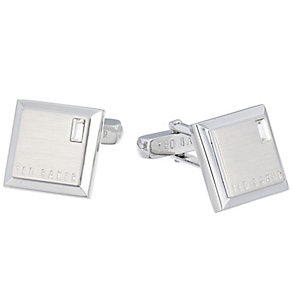 Ted Baker Stainless Steel Cufflinks - Product number 3861716