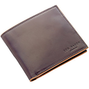 Ted Baker Brown Leather Wallet - Product number 3862615