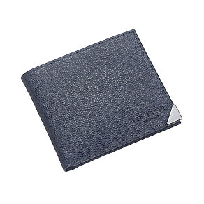 Ted Baker Navy Leather Wallet - Product number 3862674