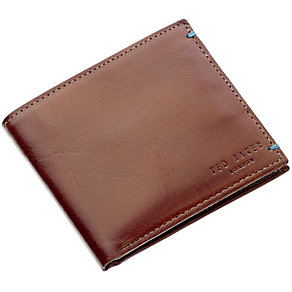 Ted Baker Tan Leather Wallet - Product number 3862844