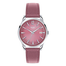 Henry London Ladies' Hammersmith Pink Dial  Strap Watch - Product number 3871002