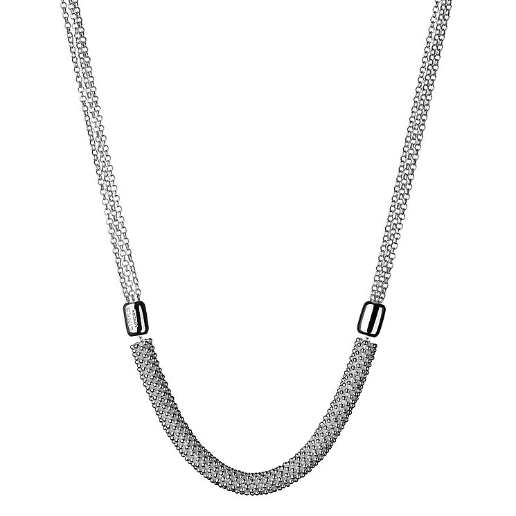 Links of London Effervescence Sterling Silver Star Necklace - Product number 3884643