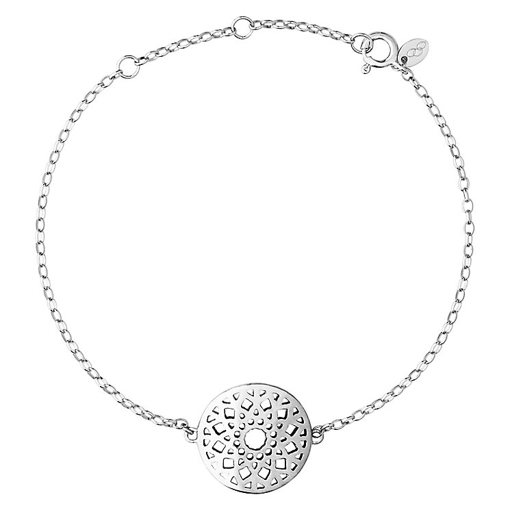 Links of London Timeless Silver Single Station Bracelet - Product number 3884716