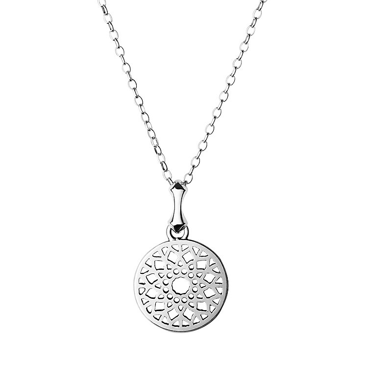 Links of London Timeless Sterling Silver Small Pendant - Product number 3884732