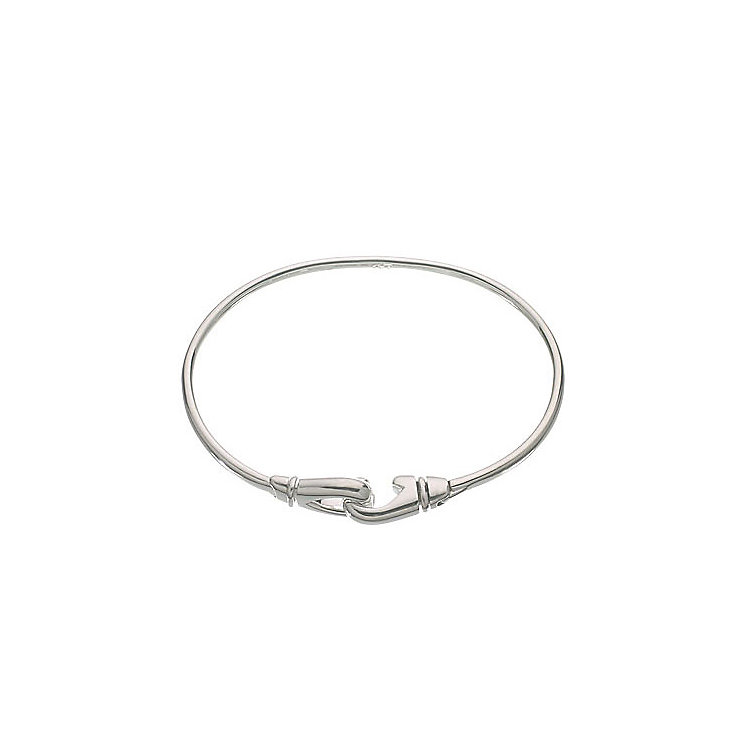 Links of London Sterling Silver Karabiner Bangle - Product number 3884783