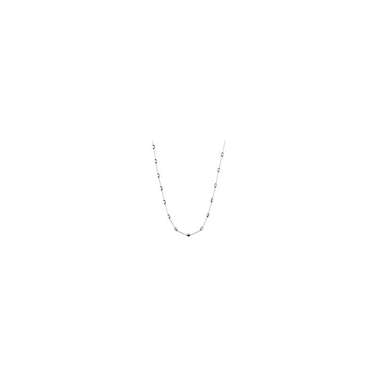 Links of London Sterling Silver Beaded Chain Necklace 45cm - Product number 3884791