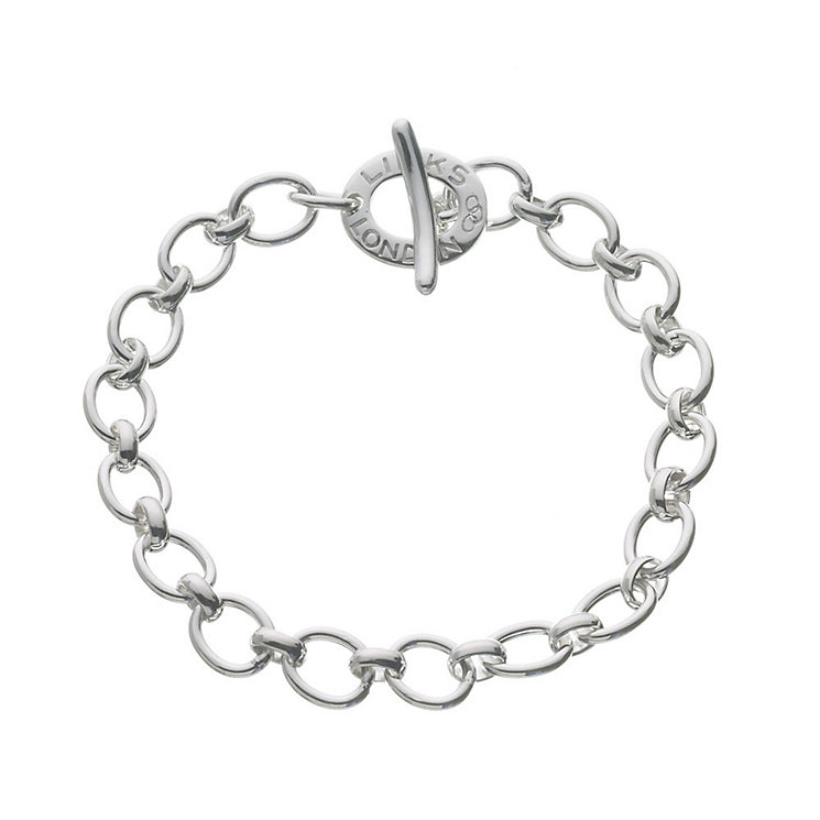 Links of London Sterling Silver Charm Bracelet - Product number 3884872